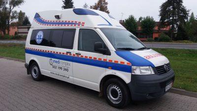 Transport medyczny mosina